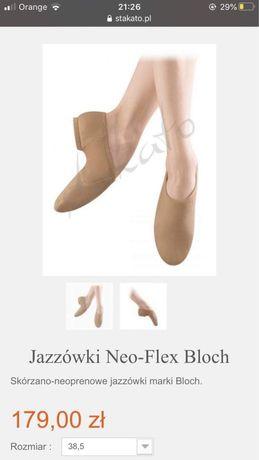 Jazzówki Neo-Flex Bloch