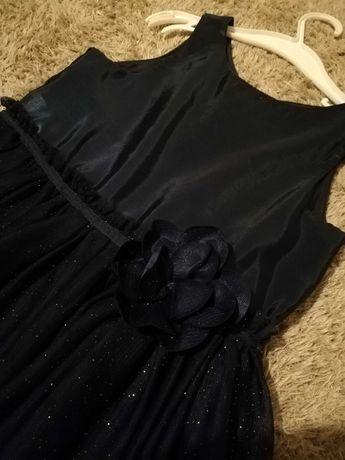 Sukienka dla dziewczynki rozm. 122 H&M