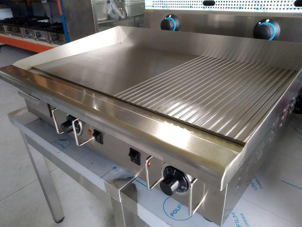 Frytop Grelhador Eléctrico 1/2 Liso 400v Novo