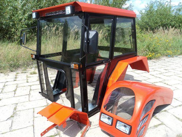 kabina ciągnikowa c330 MF 255 URSUS c360 super dodatki