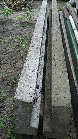 Nadproża betonowe L - dł.180cm