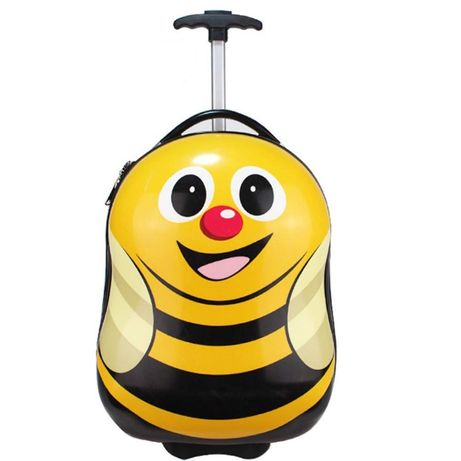 Детский чемодан пчелка, Великобритания, The Cuties and Pals