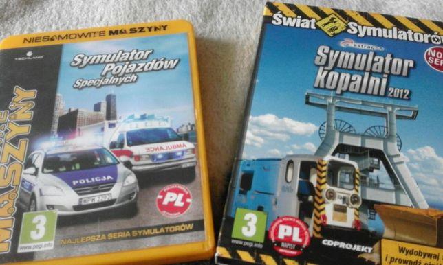 7 zł.- Symulator kopalni - gra na PC ( wiek 3+ )