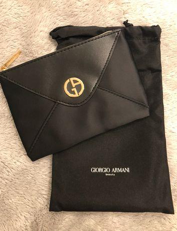 saszetka kosmetyczka Giorgio Armani mini