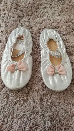 Baletki-balerinki H&M r. 28/29 NOWE
