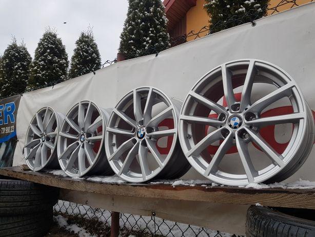 Felgi Aluminiowe BMW G20 R17 5x112 ET30 7.5J+czujniki ciśnienia