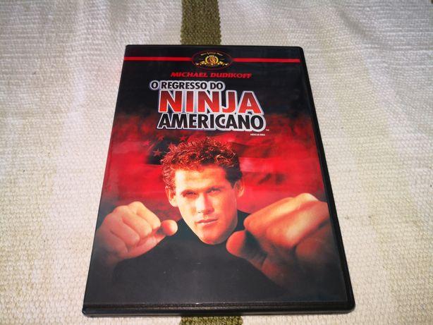 O regresso do ninja americano