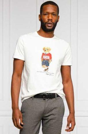 Koszulka T-shirt Ralph Lauren Polo Bear - oferta TopStock Outlet