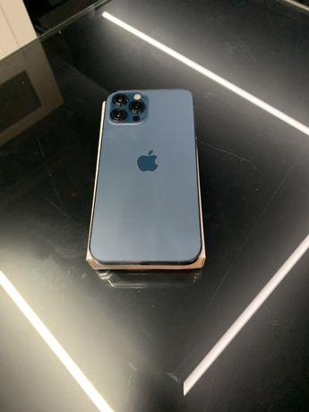 Apple IPhone 12 Pro Max Blue 256GB Master PL Ogrodowa 9 Poznan
