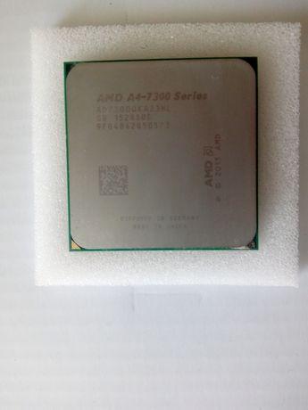 продам процессор AMD Richland A4-7300 3.8GHz/1MB