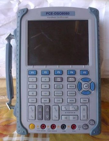Портативный цифровой осциллограф PCE-DSO8060