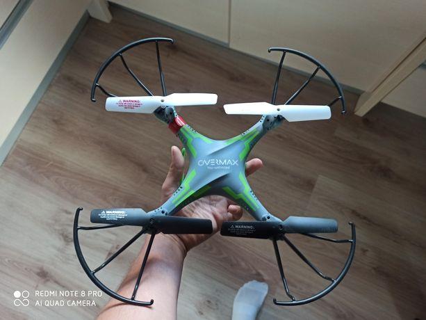 dron Overmax Zamienie na MONETY i BANKNOTY