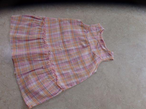 Sukieneczka rozm. 74 Cherokee bawełniana na lato
