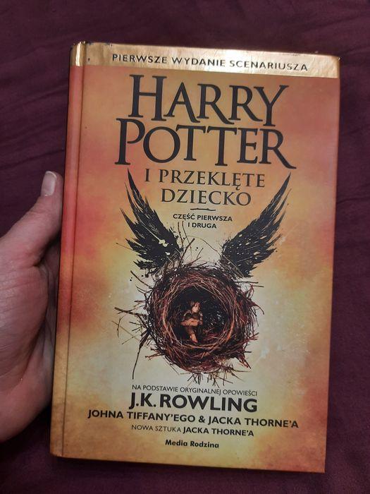 Harry potter i przeklęte dziecko. J. K. Rowling Orzesze - image 1