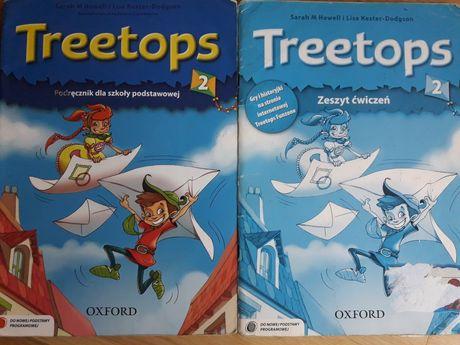 Treetops podręcznik,zeszyt ćwiczeń + CD