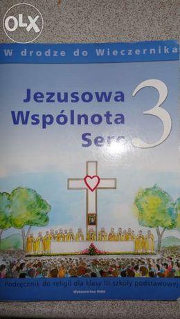 Tanio sprzedam Jezusowa Wspólnota Serc 3 klasa szkoły podstawowej
