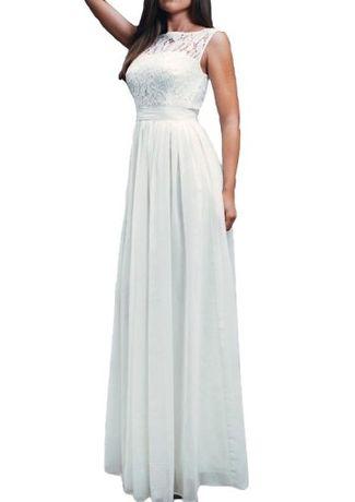Suknia ślubna r48 NOWA