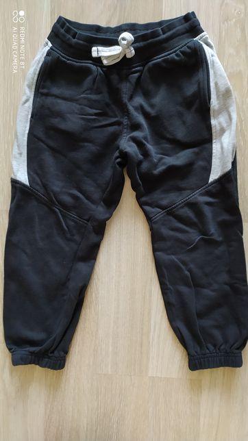 Spodnie Dresowe dla chłopca h&m