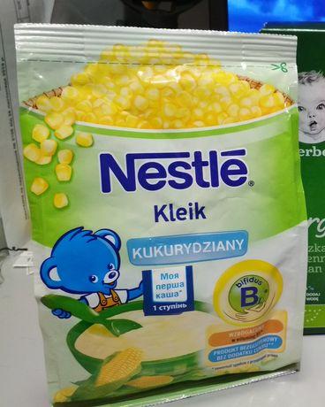 Каша безмолочна Nestle кукурудзяна 160 грн.