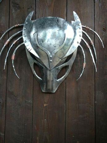 Maski ręcznie kute z żelaza! Przykładowe prace