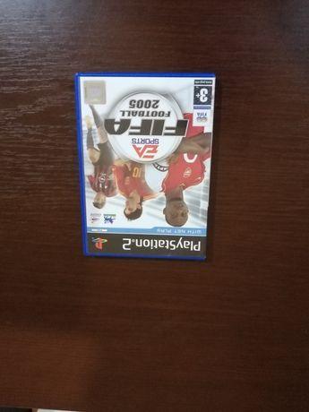 FIFA 2005 na Ps2 kompletna.