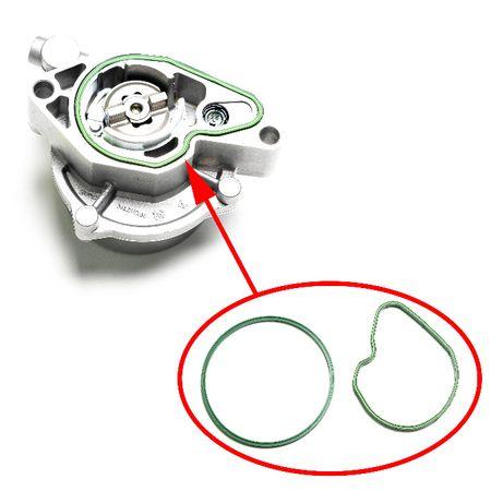 Ремкомплект вакуумного насоса GM Opel 2.0T 12632504 1206025