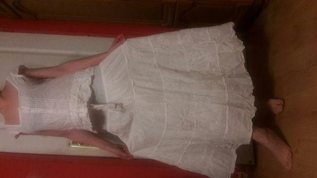Komplet spódnica i bluzka