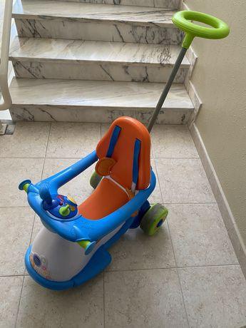 Triciclo Chicco (Vespa)