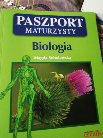 Paszport maturzysty biologia Sobolewska