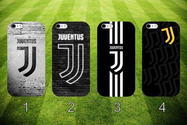 Juventus Turyn nadrukowane etui do telefonu różne modele różne wzory