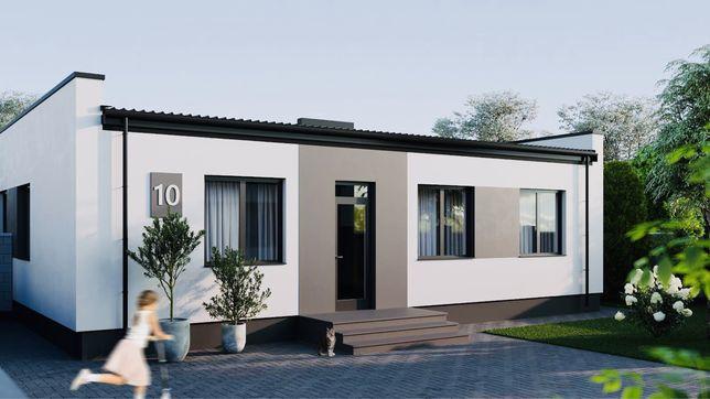 Стильний будинок за ціною квартири