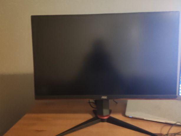 """AOC Q27G2U 27"""" monitor"""