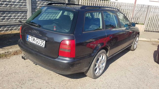 Audi A4b5 1.8T avant