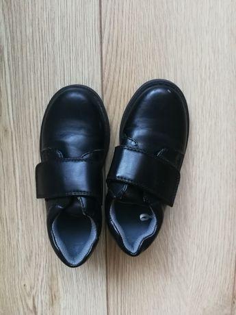 Buty galowe eleganckie 25