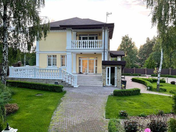 Продам дом Гореничи с новым ремонтом. Закрытая территория