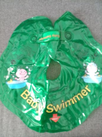 Детская поилка + круг для купания