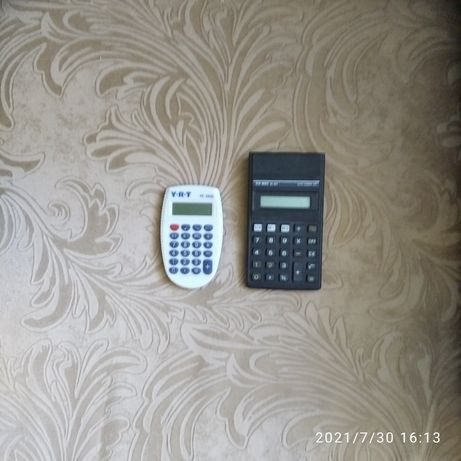 Продам каркулятори