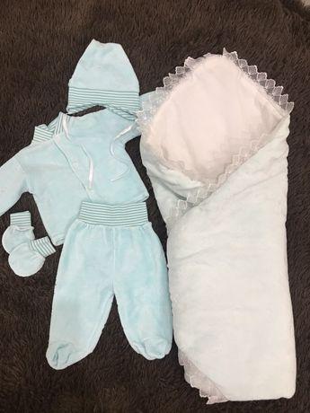Одеяло, конверт, комплект