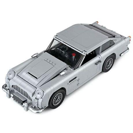 Aston Martin - 007 - DB5 - Tipo Lego
