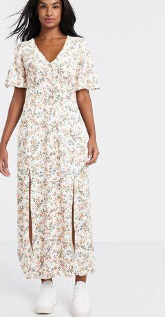 ASOS - vestido comprido floral novo ainda com etiqueta e embalagen