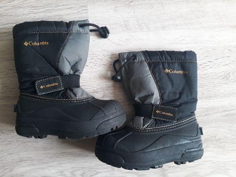 Сапоги сноубутсы ботинки Columbia 28 размер