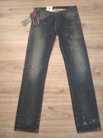 Nowe Spodnie LEE DAREN Regular Slim L706ATGO W30 L34