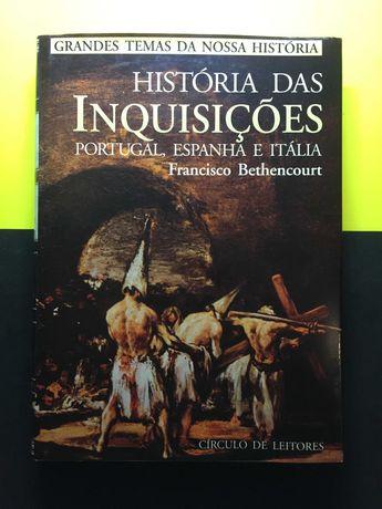 História das Inquisições Portugal,Espanha e Itália (Portes CTT Grátis)