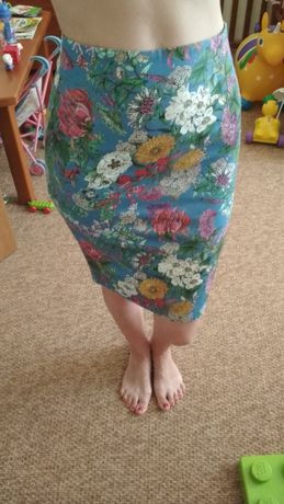 Нова юбка спідниця карандаш reserved розмір 34 (xs - s)