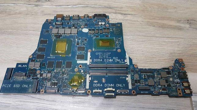 LA-F552P материнская плата Alienware 15 R5 17 R5  N17E-G3-A1- GTX 1080
