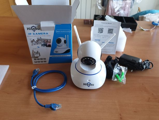 Camera de vigilancia interna 1080p