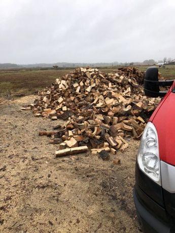 Sosna drewno opałowe sosnowe rąbane