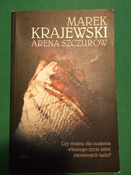Arena Szczurów, Marek Krajewski