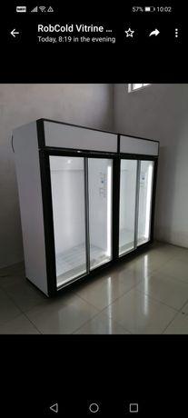 Nowa witryna chłodziarka Frigoglass 120 cm .