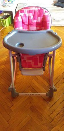 Krzesełko do karmienia galileo